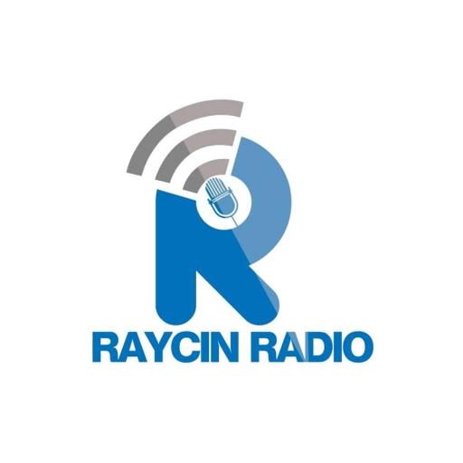 Raycin Radio logo